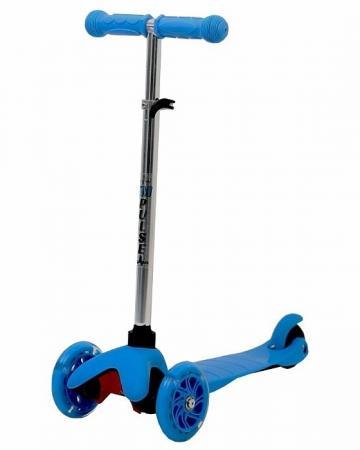 Самокат  IMPULSE SA1705 blue