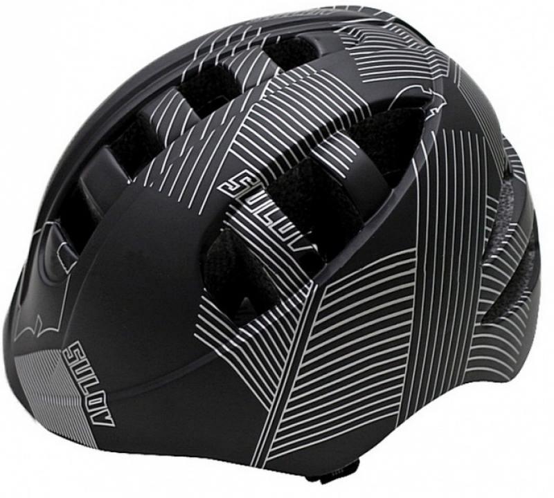 Шлем NIPTON L black от OLDI