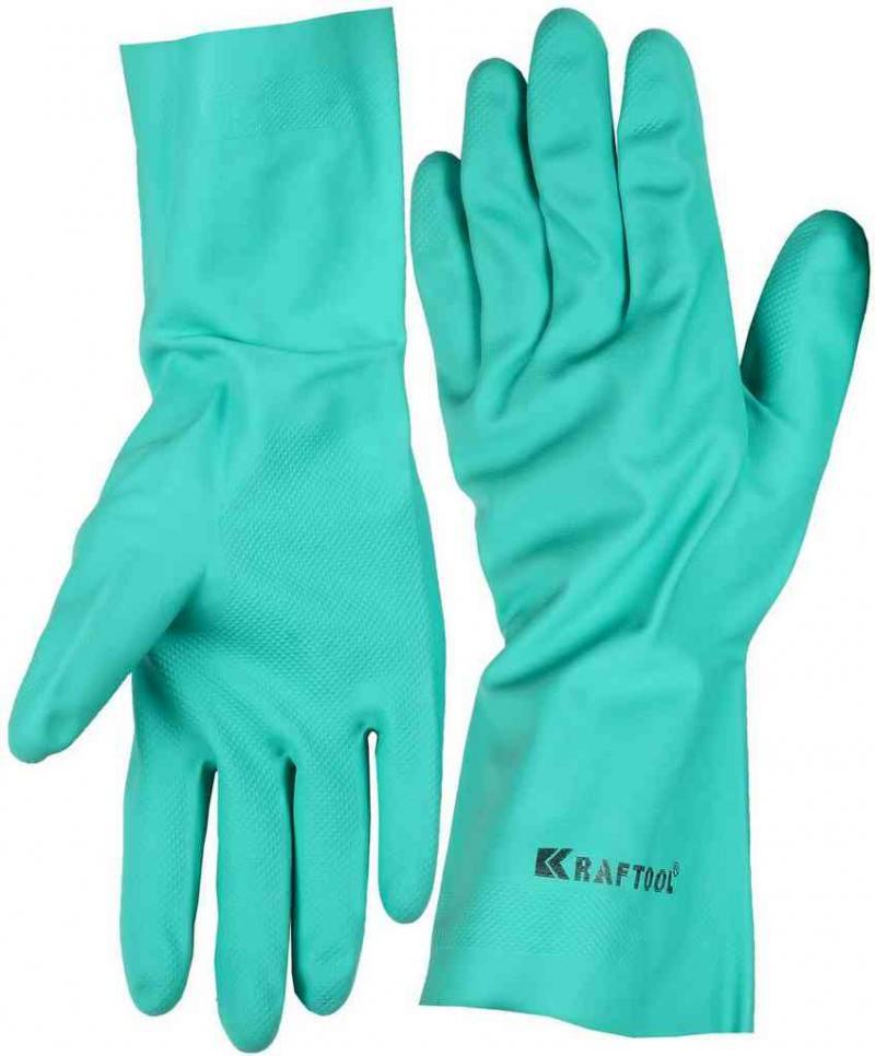 Перчатки Kraftool 11280 нитриловые бур kraftool 29320 260 14