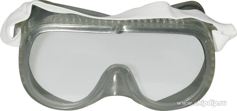 Защитные очки Stayer Profi с прямой вентиляцией 1102 от OLDI