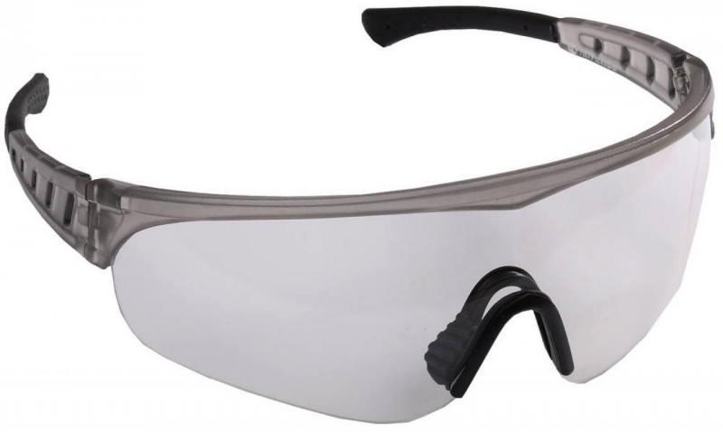 Защитные очки Stayer MASTER поликарбонатные прозрачные линзы 2-110431 очки защитные поликарбонатные qx2000 04 1022 0140n