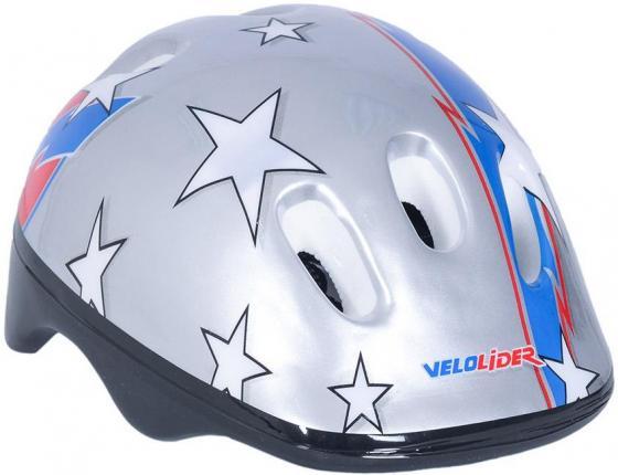 Шлем велосипедный Velolider Звезды 172077  VLZ1 велосипед velolider rush army 18 ra18 хаки