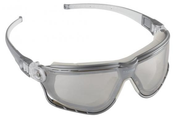 Защитные очки Kraftool EXPERT поликарбонатная монолинза 110305 наушники защитные kraftool складное оголовье expert 11362