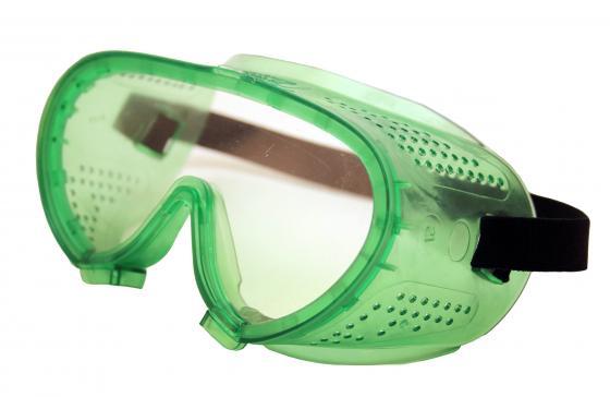 Очки ИСТОК ОЧК400/450  защитные закрытые прямая вентиляция
