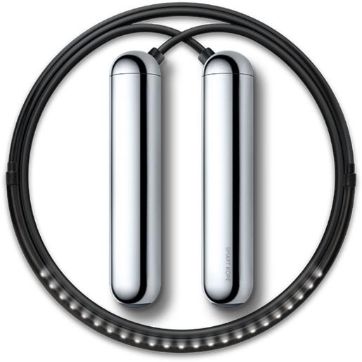 Умная скакалка Tangram Smart Rope L 274см хром SR_CH_L умная скакалка tangram smart rope m 258см черный sr bk m
