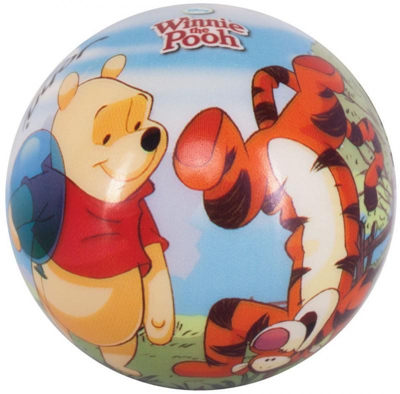 Мяч John Winnie The Pooh 7.5 см 56500 winnie the pooh curtain