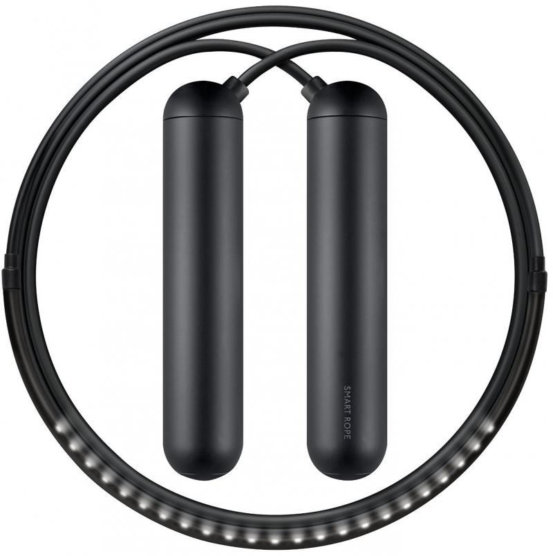 Умная скакалка Tangram Smart Rope L 274см черный SR_BK_L умная скакалка tangram smart rope m 258см черный sr bk m