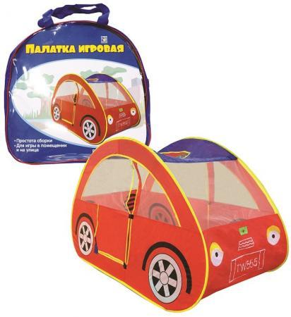 Палатка-машинка 1 Toy детская игровая  в сумке 127х72х70 см Т59901