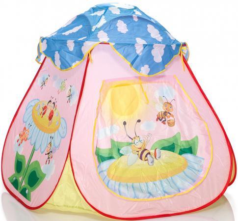 Игровая палатка Shantou Gepai Пчелкин домик сумка 889-127B домик shantou gepai my house bs866 1a
