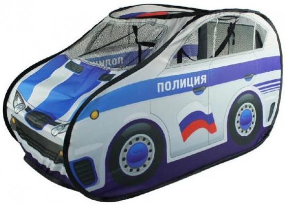 Игровая палатка Наша Игрушка Полицейская машина M6848