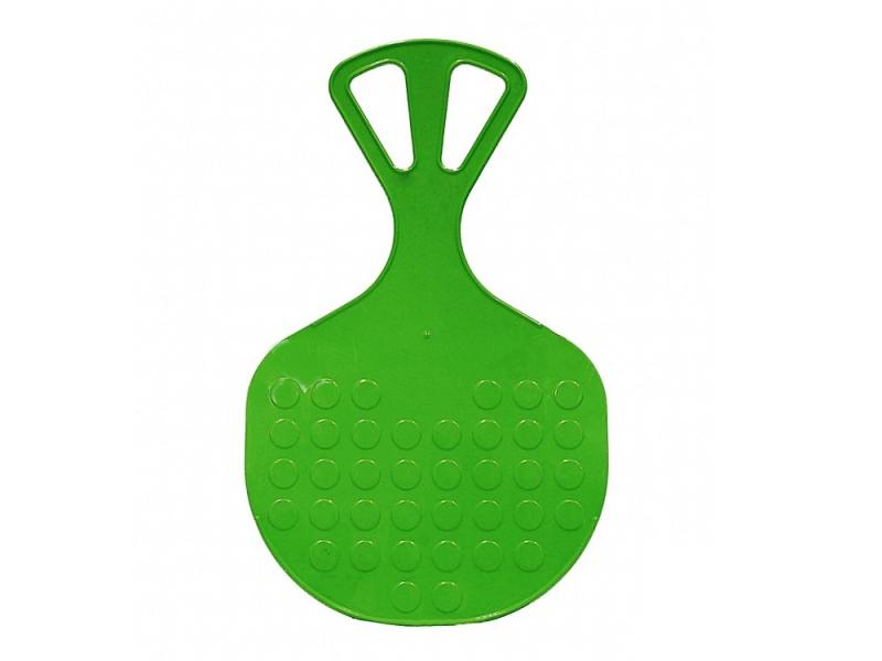 Ледянка RT №3 большая до 80 кг пластик зеленый 4927