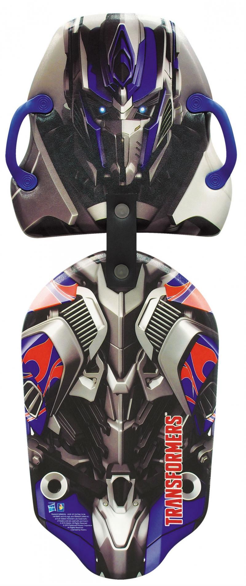 Ледянка 1Toy Transformers пластик рисунок Т56911 двойная