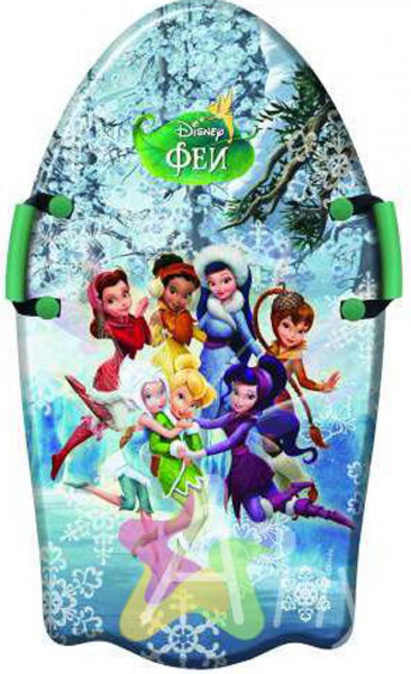 Ледянка 1Toy Disney Феи, 92см, с плотн.ручками