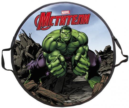 Ледянка Marvel Hulk, 52 см, круглая s s ледянка marvel hulk