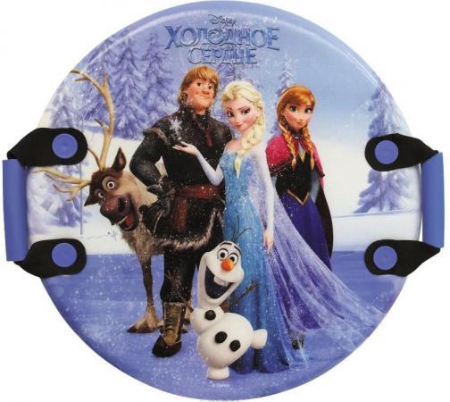 Ледянка 1Toy Disney: Холодное сердце до 150 кг пластик рисунок Т57259 круглая цена