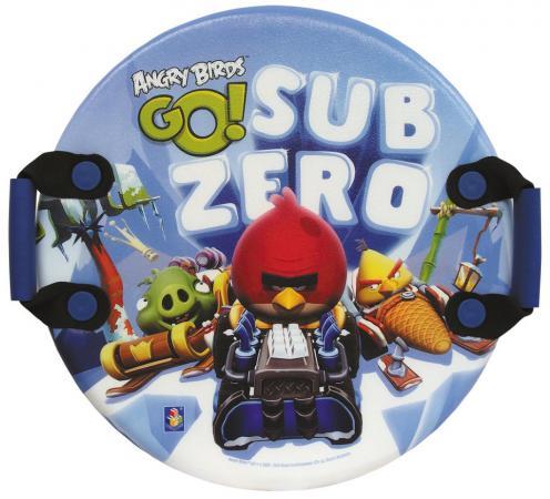 Ледянка 1Toy Angry Birds Пластик разноцветный Т57213