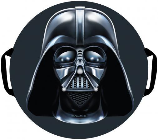 Ледянка 1Toy Star Wars: Darth Vader до 80 кг пластик рисунок Т58478 ледянка 1toy star wars darth vader с плотными ручками т58179