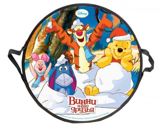 Ледянка 1Toy Disney Винни-Пух ПВХ разноцветный Т58164 disney винни пух ледянка круглая disney винни пух 52 см