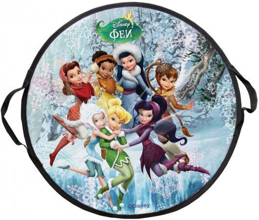 Ледянка Disney Фея, круглая, 52 см ледянка мягкая круглая combosport d 45 см зубастик