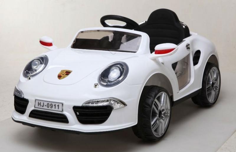 Электромобиль Porsche 911 1TOY Белый Т58721 porsche 911 1974 ujlf украина