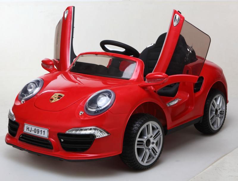 Электромобиль Porsche 911 Красный Т58720 porsche 911 1974 ujlf украина
