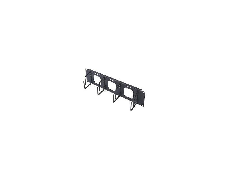 Кабельный органайзер APC 2U Horizontal Cable Organizer w/pass through holes AR8428 от OLDI