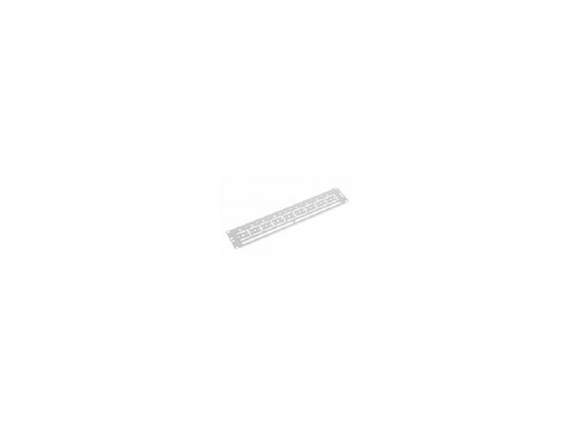 ЦМО Органайзер кабельный горизонтальный для крепления стяжек 19