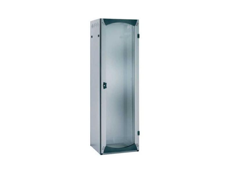 Шкаф настенный 19 42U Schneider Electric Actassi NSYVDA42U66E 600x600мм панель лицевая schneider electric actassi 1 модуль белый 24 шт vdi88240