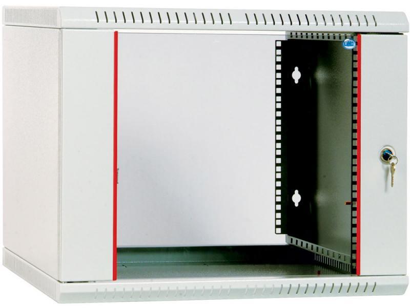 Шкаф настенный разборный 6U ЦМО ШРН-Э-6.350 600х350mm дверь стекло от OLDI