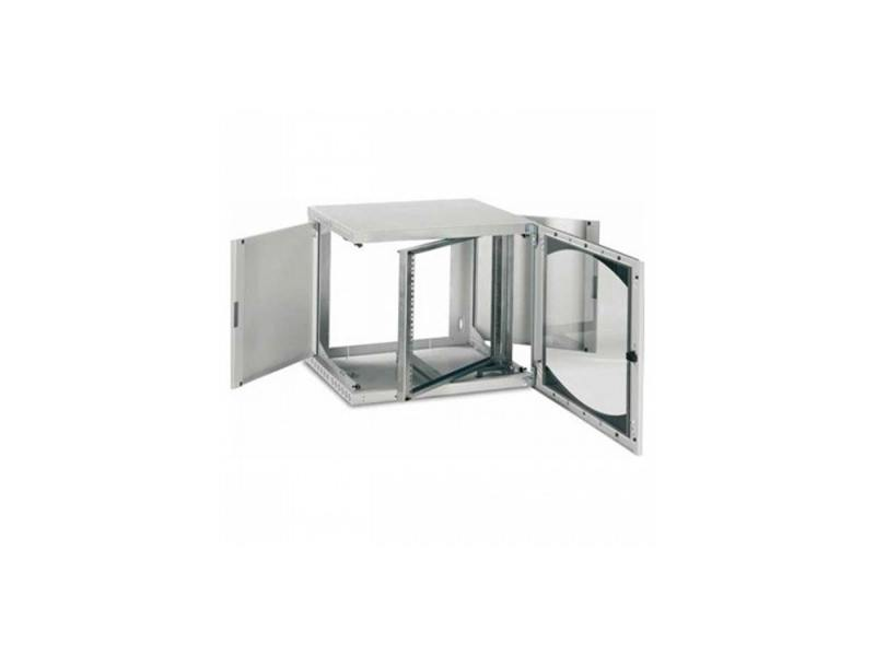 "Шкаф настенный 19"" 6U Schneider Electric Actassi Wall-Mounted OPB с поворотной рамой NSYOPB6U4P от OLDI"