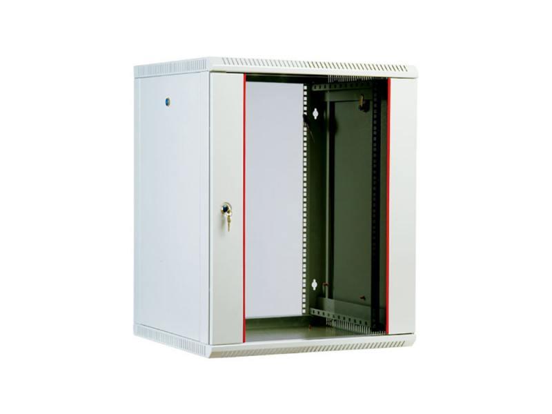 Шкаф настенный 15U ЦМО ШРН-М-15.500 600x520 серый