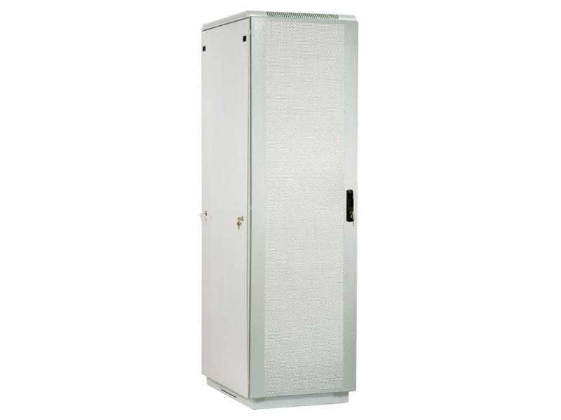 Шкаф напольный 42U ЦМО ШТК--.6.-4ААА 600x620mm 550кг серый