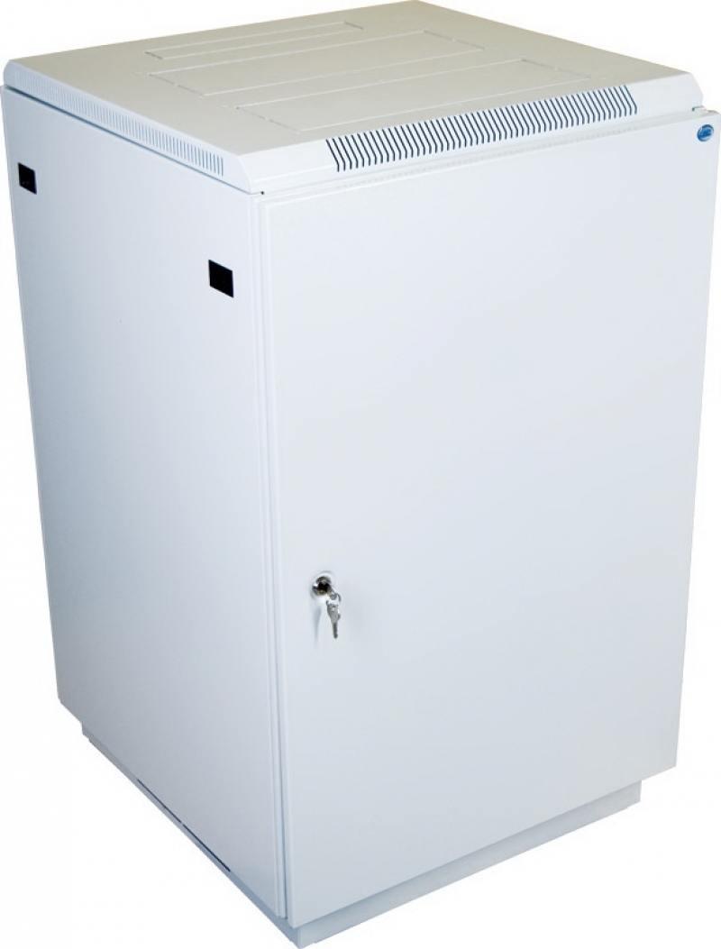 Шкаф напольный 18U ЦМО ШТК-М-18.6.8-3ААА 600x800mm дверь металл
