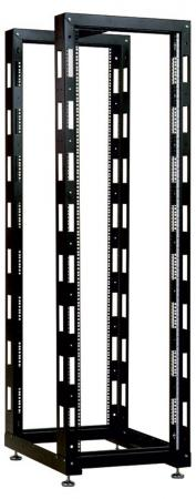 Стойка телекоммуникационная универсальная двухрамная 42U ЦМОСТК-42.2-9005 lego 10615