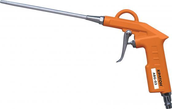 цена на Пистолет продувочный КРАТОН ABG-03 длина сопла 150 мм