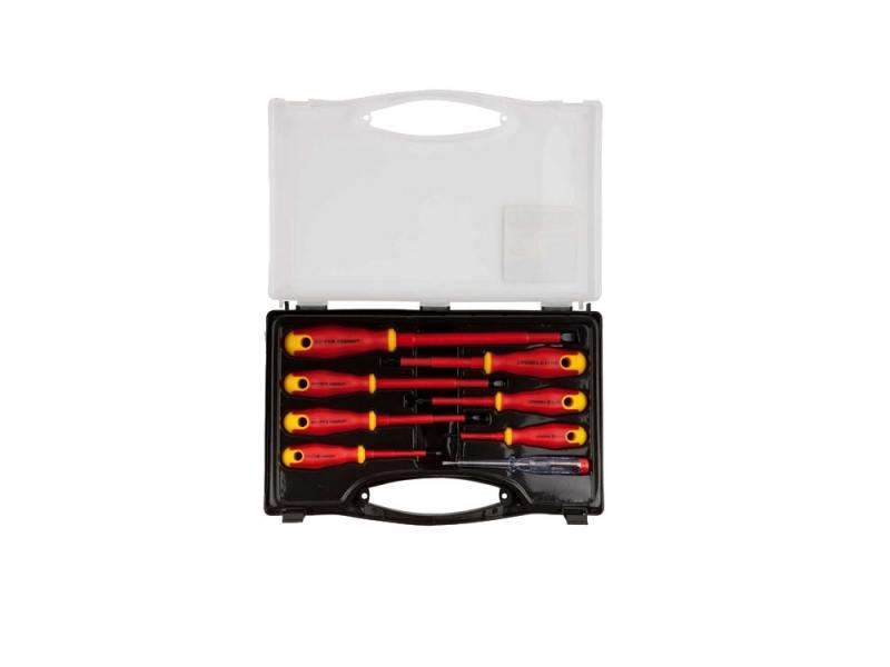 Набор отверточный Stayer ELECTRO 8шт 25145-H8_z01 набор резьбонарезной трубный stayer professional 28260 h4