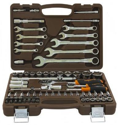 Набор инструментов Ombra ОМТ82S 82шт набор инструментов 101 предмет ombra omt101s