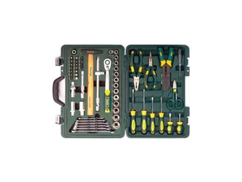 Набор инструментов Kraftool INDUSTRY 59шт 27977-H59