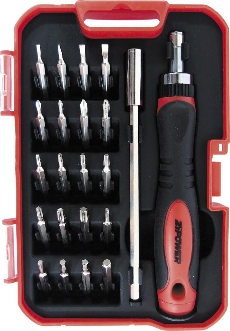 Набор инструмента ZIPOWER PM 5127 22шт набор инструмента zipower pm3965