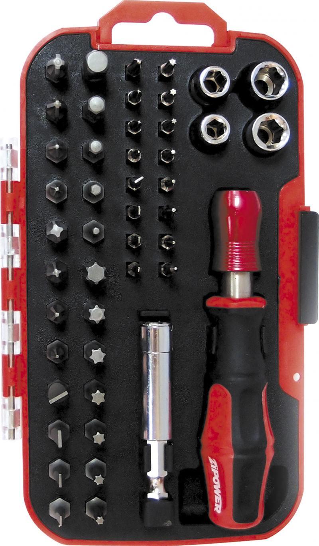 Набор инструментов ZIPOWER PM 5128 46шт набор инструментов 46шт great wall 405046 в чемодане