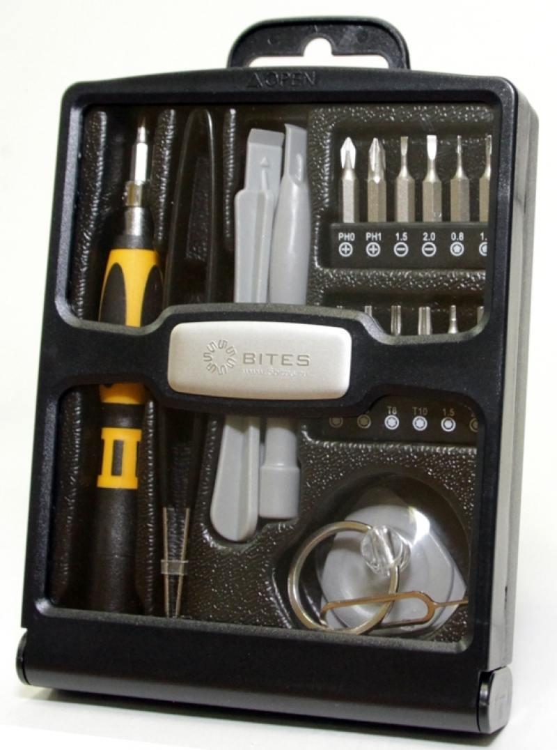 Набор инструментов 5bites EXPRESS TK043 для портативной электроники из 19 предметов 5bites express tk025 145 предметов