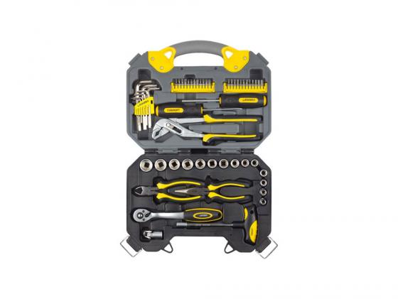 Набор инструментов Stayer PROFI 56шт 27710-H56 набор инструментов stayer profi 26шт 27710 h26