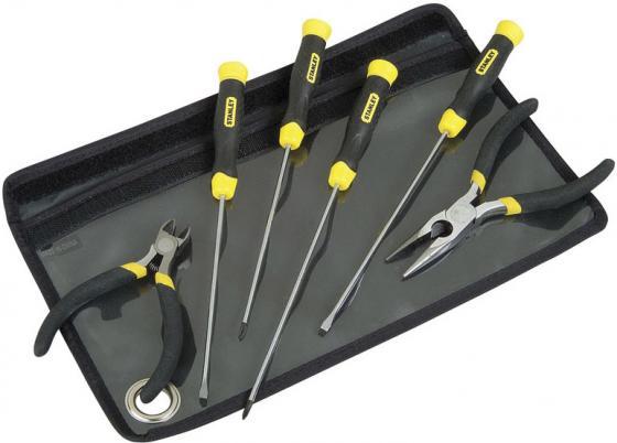 Набор инструмента STANLEY CushionGrip 1-65-010 для работ с комп. набор инструмента stanley 1 66 039
