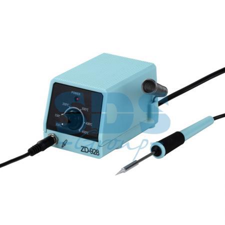 Паяльная станция с контролем температуры МИНИ 220В/8Вт REXANT паяльная станция с цифровым дисплеем 150 450с 220в 48вт rexant zd 931 12 0145