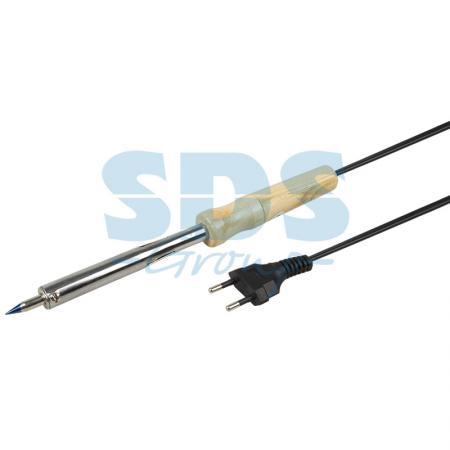 Паяльник ПД 220В 85Вт деревянная ручка (блистер) PROCONNECT аксессуар proconnect bnc 05 3076 4 7