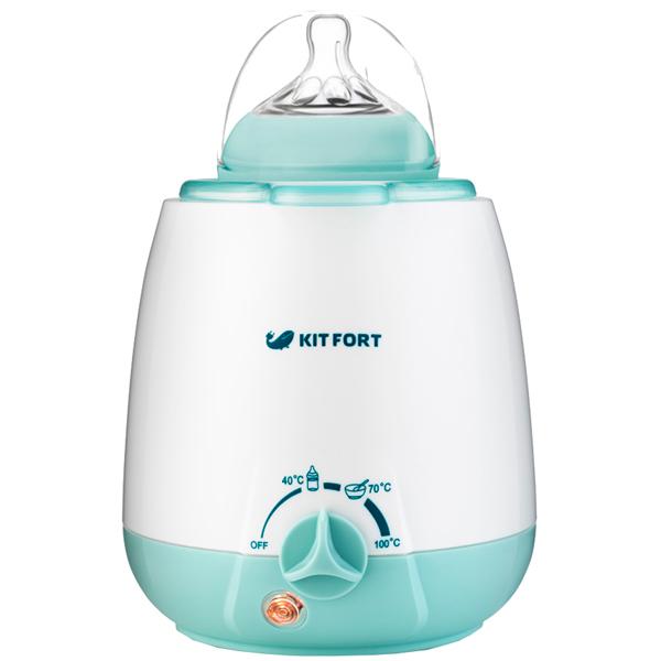 Подогреватель бутылочек Kitfort 2301-КТ Мощность: 100 Вт.Длина шнура: 0,91 м.
