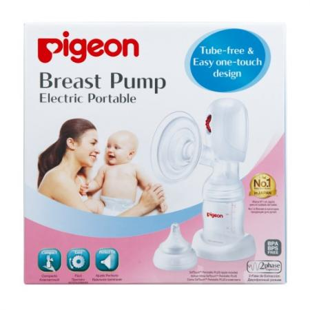 PIGEON Молокоотсос электрический портативный хорошая женщина двусторонний электрический молокоотсос двойной насос двойной сердечник я xuan xn 2210ma xh