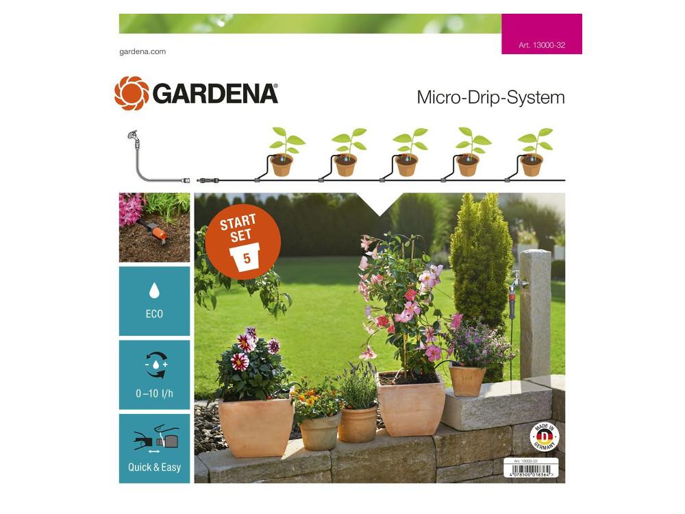 Набор для полива Gardena 13000-32.000.00 от OLDI