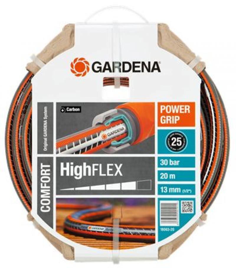 "Шланг Gardena Highflex 10x10 1/2"" 20м 18063-20.000.00 от OLDI"