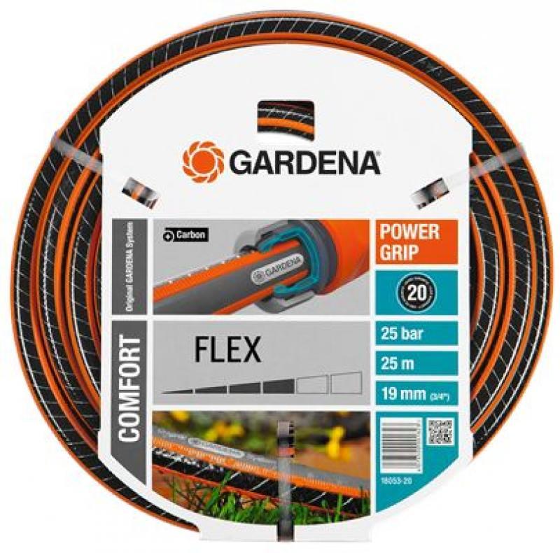 """Шланг Gardena Flex 3/4"""" 25м 18053-20.000.00 от OLDI"""